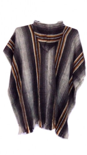 Alpaca-wool-poncho-with-linear-Andean-decorations-116