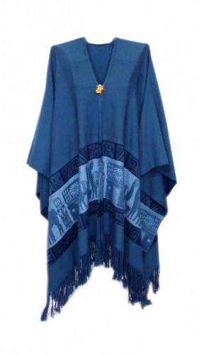 Long-alpaca-wool-poncho-with-Andean-decorations-099